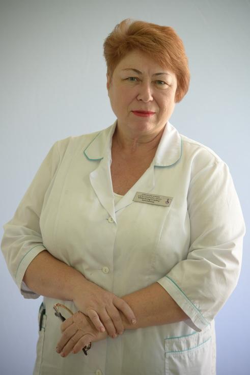 Ліманська Лариса Василівна