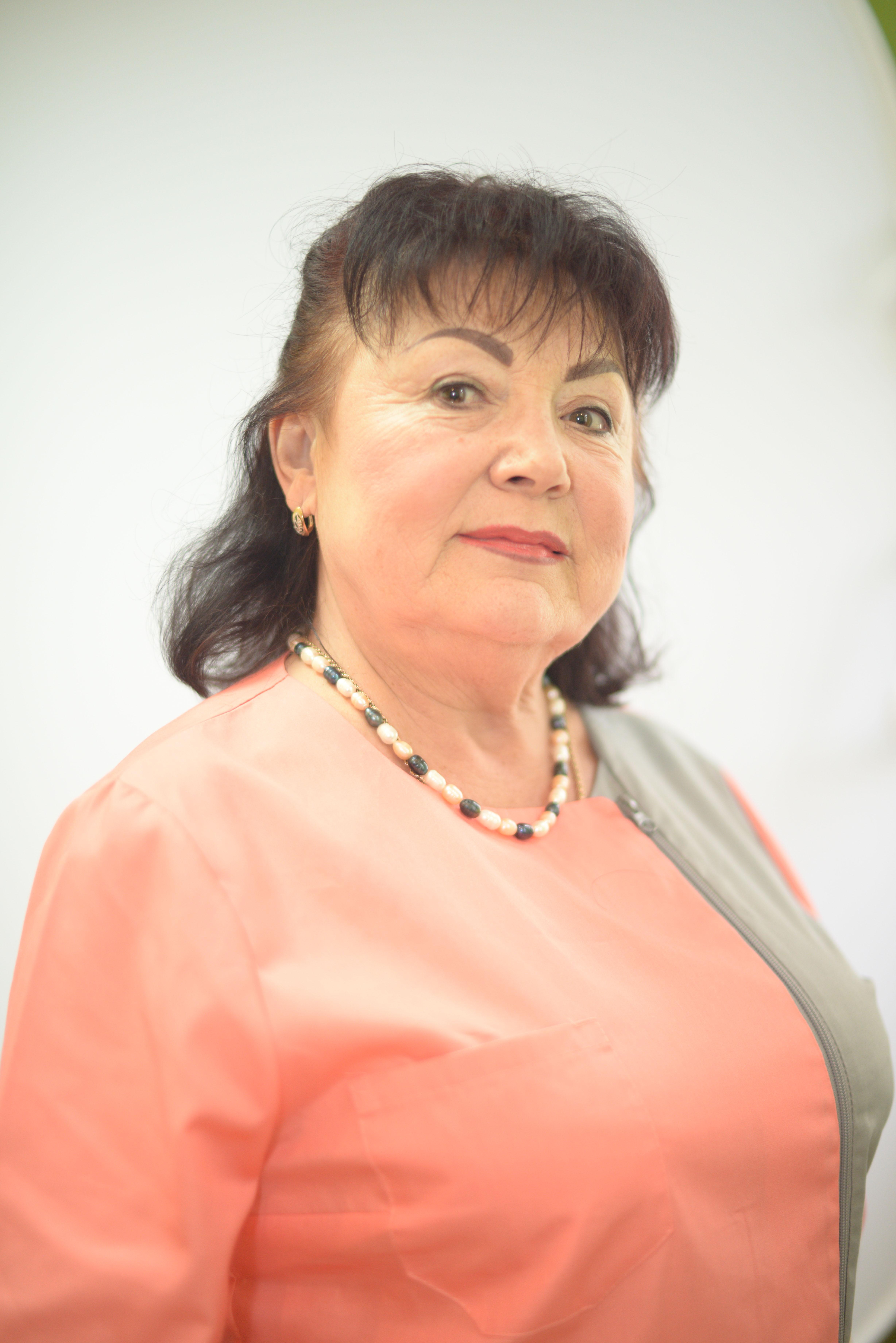 Савицька Жанна Василівна