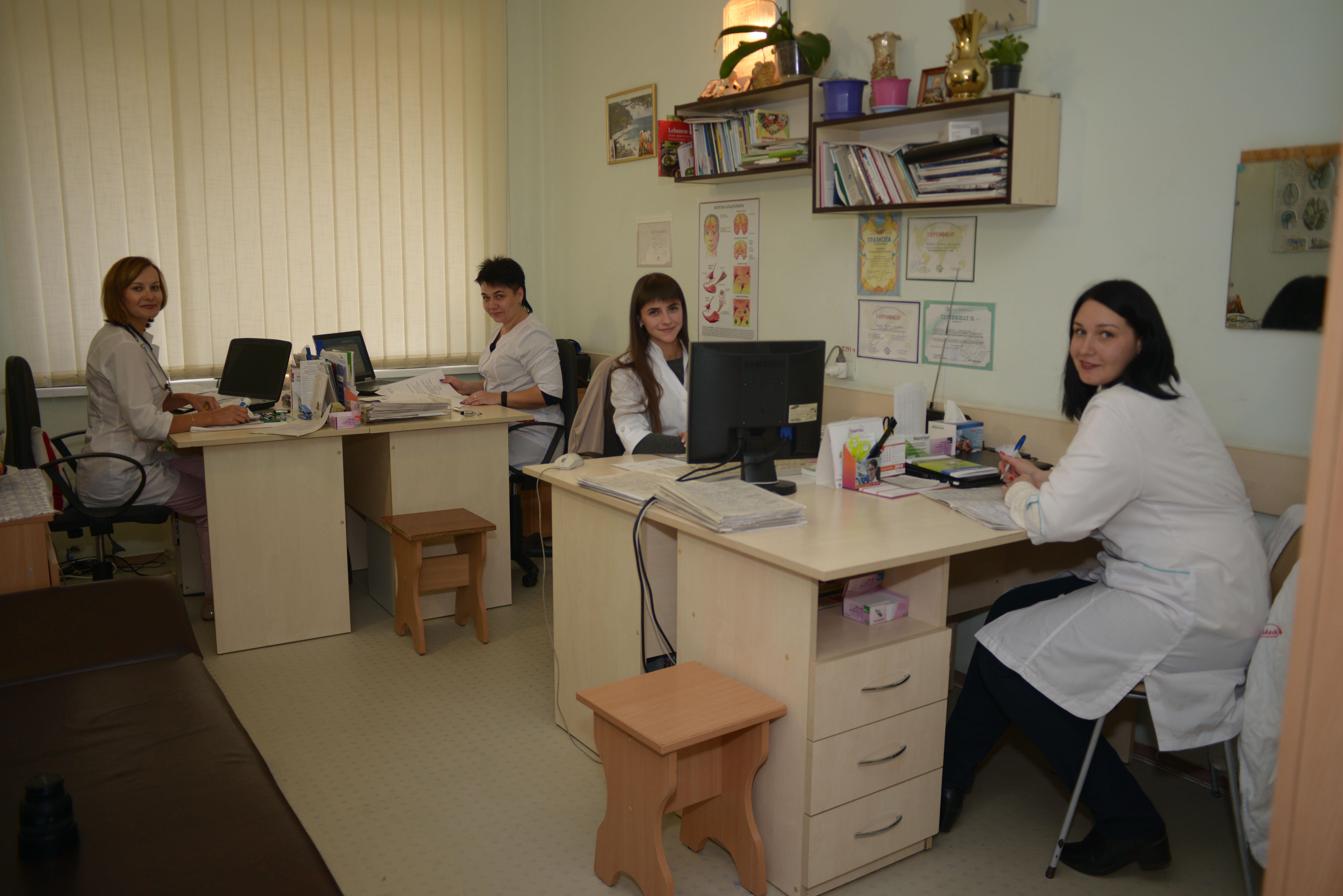 Госпітальне відділення, фото №4